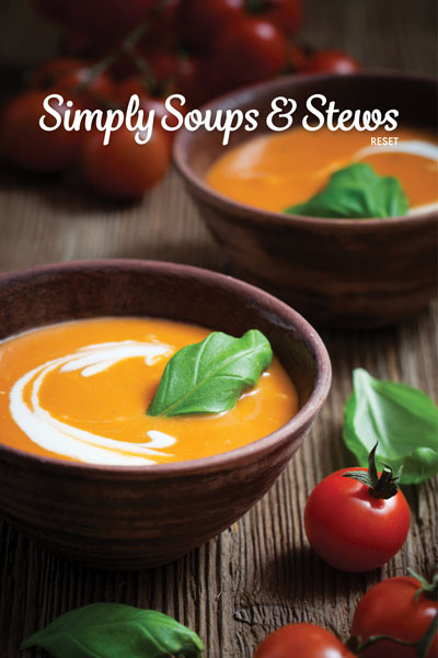 Soup and Stew Recipe ebook