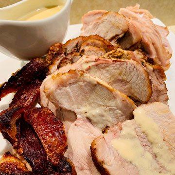 slow cooker roast pork